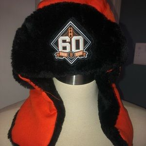 60 years anniversary SF Giants hat one size
